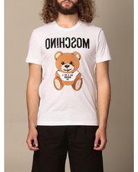 Moschino T-shirt - Weiß