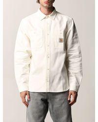 Carhartt Camicia uomo colore - Multicolore