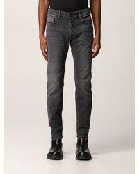 DIESEL Pantalon - Noir