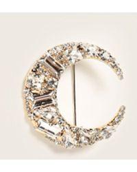Ermanno Scervino Jewel - Metallic