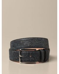 Etro Belt - Blue