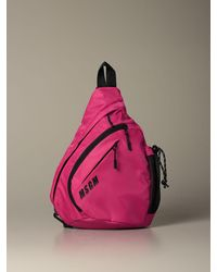 MSGM Backpack - Pink