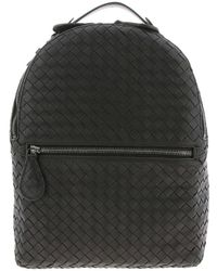 aef03aae4e0e Hot Bottega Veneta - Backpack In Intrecciato Nappa - Lyst