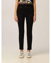 Golden Goose Pantalon - Noir