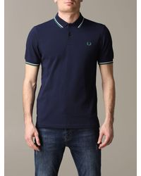 Fred Perry Polo Shirt - Blue