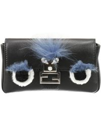 Fendi - Mini Bag Micro Monster - Lyst