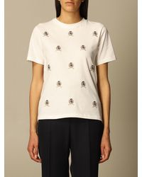 Tommy Hilfiger T-shirt - Natural