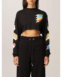 Gcds Sweat-Shirt - Noir