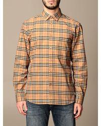 Burberry - Shirt - Lyst