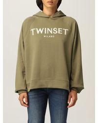 Twin Set Sweat-shirt - Vert