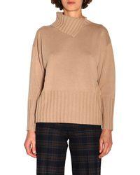 Peserico Women's Sweater - Natural