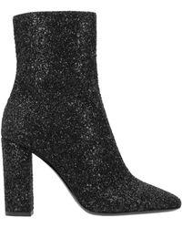 Saint Laurent - Heeled Booties Shoes Women - Lyst