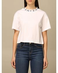 Emporio Armani T-Shirt - Blanc