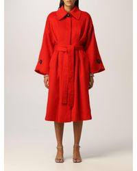 Custommade• Coat - Red