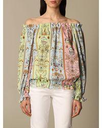 Versace Jeans Couture Top - Multicolor