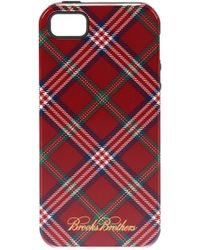 Brooks Brothers Case Cover Woman - Red