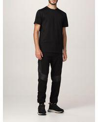 Les Hommes T-shirt - Noir