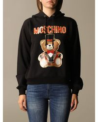 Moschino Sweatshirt - Black