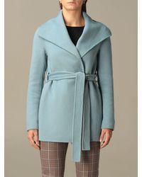 Liu Jo Coat - Blue