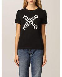 KENZO Camiseta - Negro