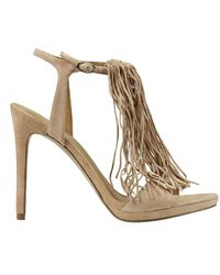 Kendall + Kylie Heeled Sandals - Multicolour