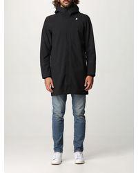 K-Way Coat - Black
