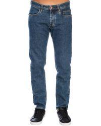 Siviglia Men's Jeans - Blue