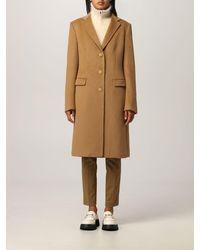 Tagliatore Coat - Natural