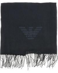 Emporio Armani Scarf - Black