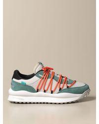 PUMA Sneakers Rider Pop in camoscio e mesh - Grigio