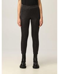 MSGM Pantalon - Noir