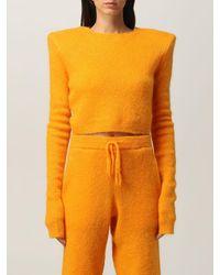 ROTATE BIRGER CHRISTENSEN Jersey - Naranja