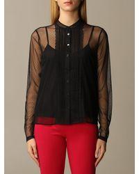 Twin Set Shirt - Black