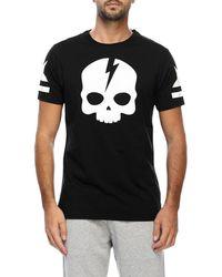 Hydrogen T-shirt Men - Black