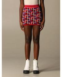 Gcds Skirt - Red