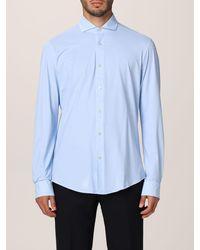 Brian Dales Hemd - Blau
