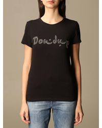 Dondup Camiseta - Blanco
