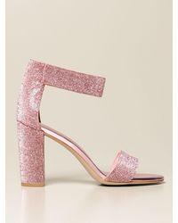 Jeffrey Campbell Heeled Sandals - Pink