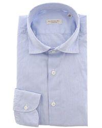 Glanshirt Men's Shirt - Blue