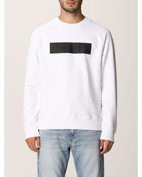 Calvin Klein Felpa Uomo colore - Bianco