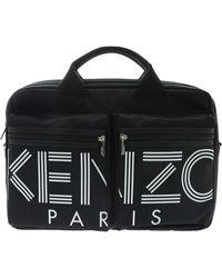 KENZO Men's Travel Bag - Black