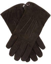 Eleventy Gloves - Black