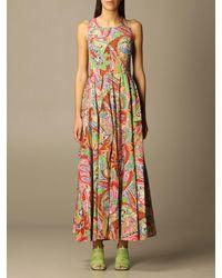 Department 5 Dress - Multicolour
