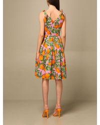 ALESSANDRO ENRIQUEZ Dress - Orange