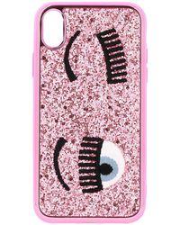 Chiara Ferragni Women's Case - Pink