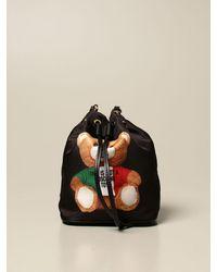 Moschino Crossbody Bags - Black