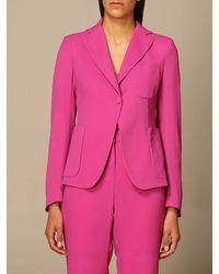 L'Autre Chose Jacket - Pink