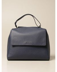 Orciani Shoulder Bag - Blue