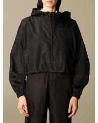 Prada Trench Coat - Black