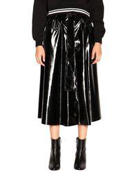 MSGM Women's Skirt - Black